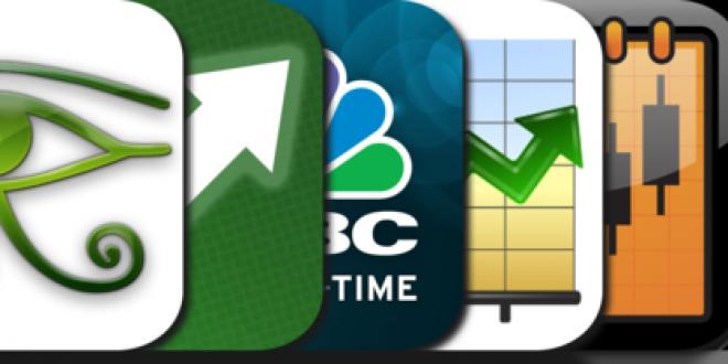 iOS İşletim Sistemi (IPhone – IPad) İçin Borsa Uygulamaları