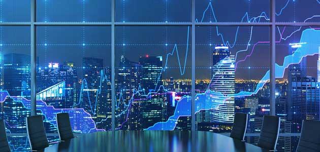 Küresel Bir Finans Piyasasıdır!