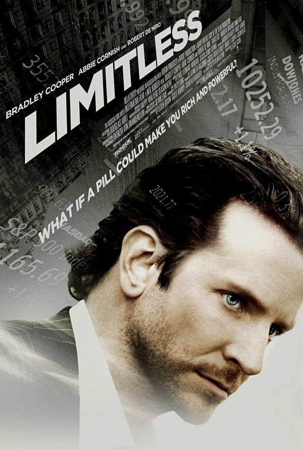 Limitless - Limitsiz Film Afişi