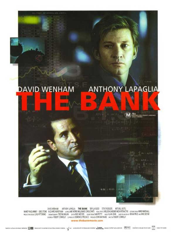 The Bank - Banka: Kelebek Etkisi Film Afişi