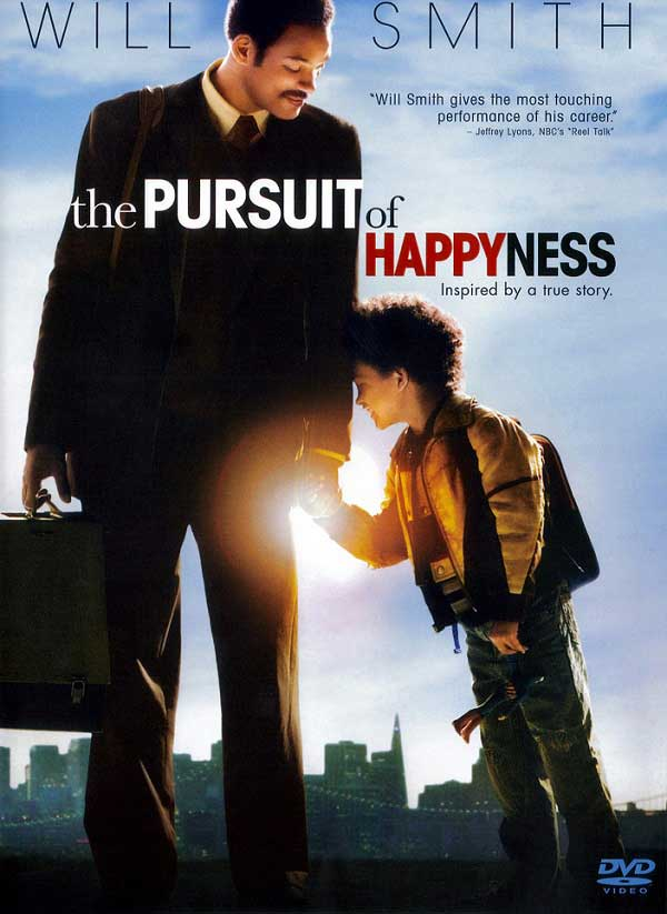 The Pursuit Of Happyness - Umudunu Kaybetme Film Afişi