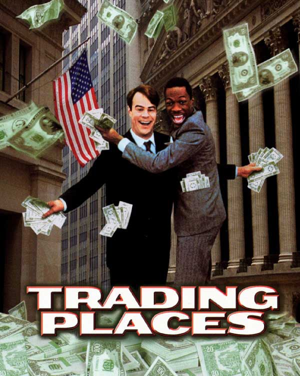 Trading Places Film Afişi