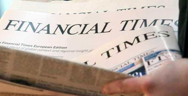 Financial Times 2014 Borsa Yorumu