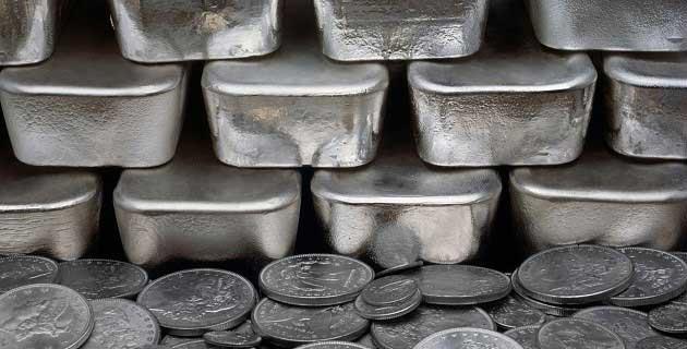 İnternetten Gümüş Yatırımı