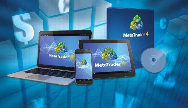 MetaTrader 4 Forex Platformu