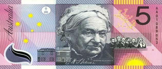 Avustralya doları (AUD - $AU)