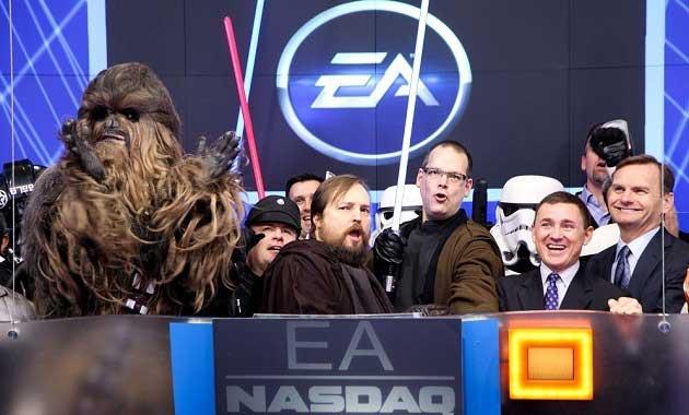 EA Games Borsa Hisse Senetleri