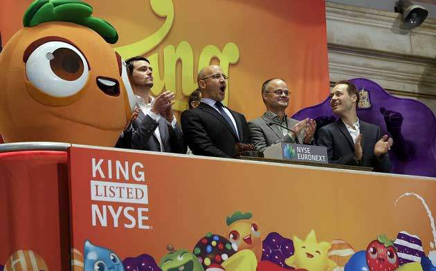 King Digital Entertainment Borsa Hisse Senetleri