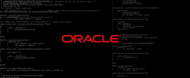 Oracle Şirketi ve Hisseleri