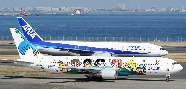 All Nippon Havayollu Şirketi ve Hisseleri