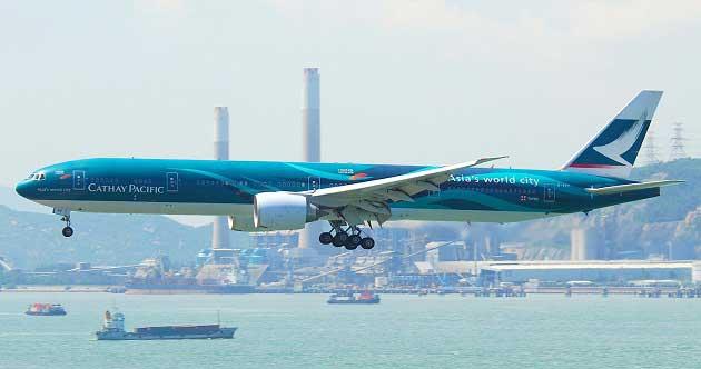 Cathay Pacific Havayolu Şirketi ve Hisseleri