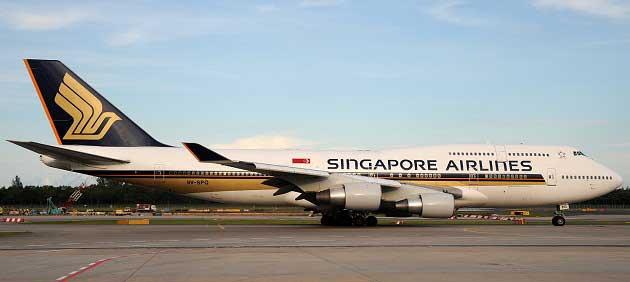 Singapore Airlines Şirketi ve Hisseleri