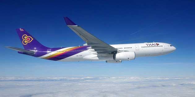 Thai Havayolu Şirketi ve Hisseleri