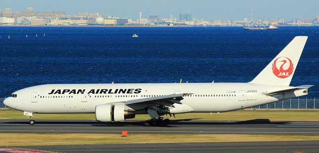Japon Havayolu Şirketi ve Hisseleri