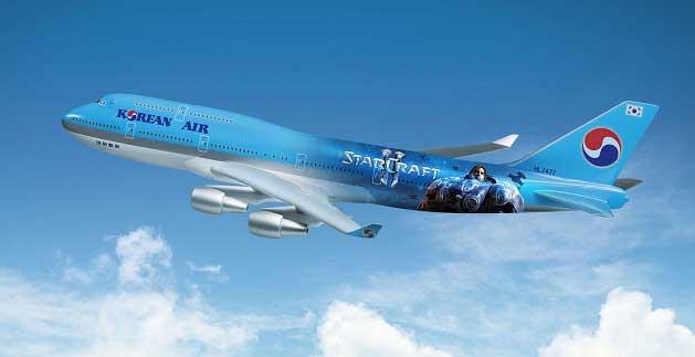 Kore Havayolu Şirketi ve Hisseleri