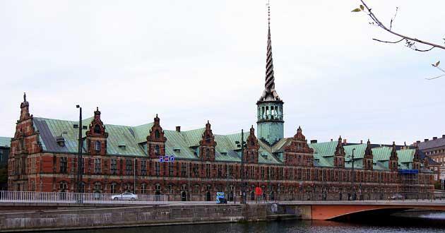 Kopenhag Borsası