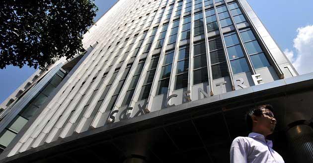 Singapur Borsası