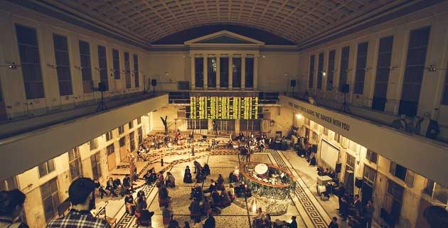 Atina Borsası