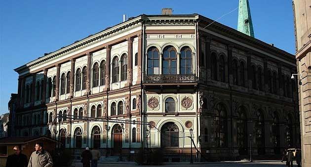 Letonya Borsası