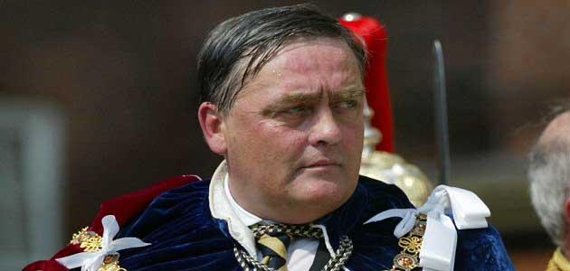 Gerald Cavendish Grosvenor – İngiltere
