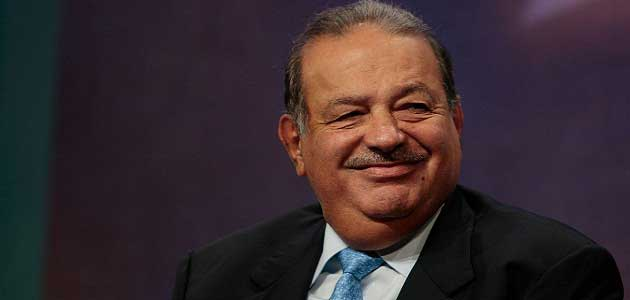Carlos Slim Helu – Meksika