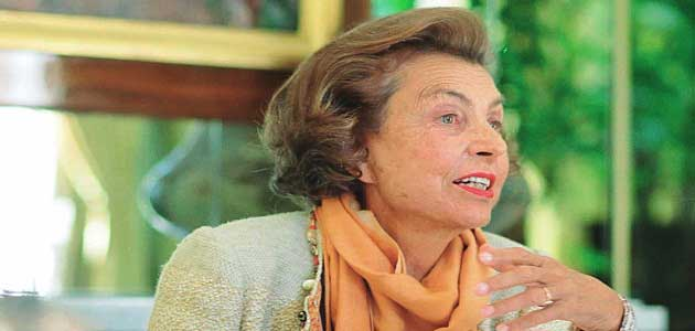Liliane Bettencourt – Fransa