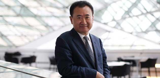 Wang Jianlin – Çin