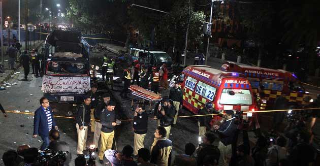Pakistan'da Yükselen Güvenlik Tehditleri