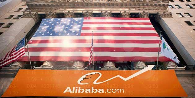 Dünyanın En Büyük E-Ticaret Sitesi Alibaba Halka Arz Edildi