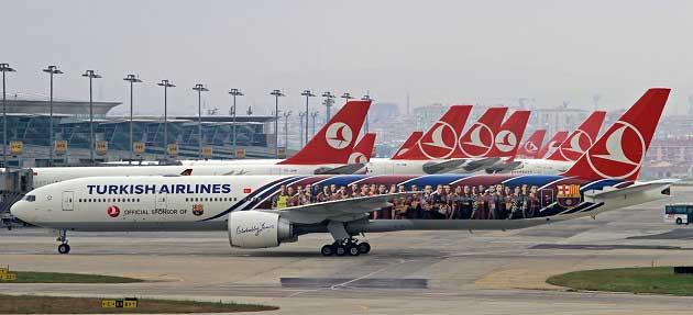 Dünyanın En İyi Havayolu Şirketlerinin Hisseleri