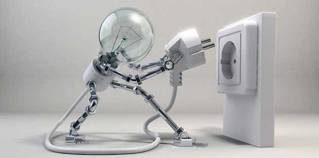 Elektrik ile Bağlantınızı Kesin