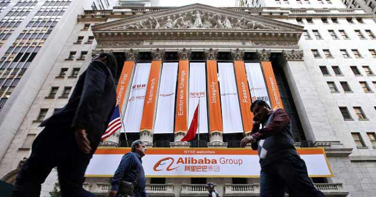 Dünya Borsalarında Bir Rekor: Alibaba Hisseleri %500 Kazandırıyor!