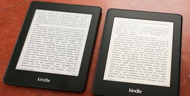 Amazon Kindle ile E-Kitap Satmak