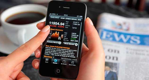 Forex Piyasasında Cepten Hisse Senedi Alım Satımı