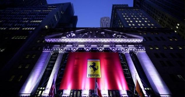 Ferrari Hisseleri Hızlı Yükseldi