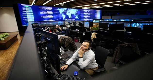 Avrupa Borsaları İstihdam Etkisiyle Kazanımlarını Genişletti