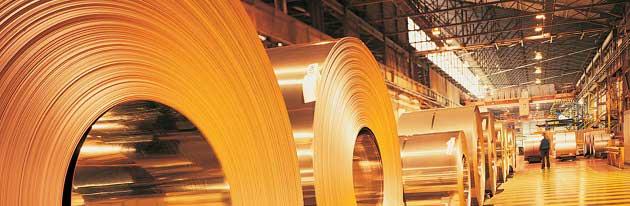 Sanayi Metaller