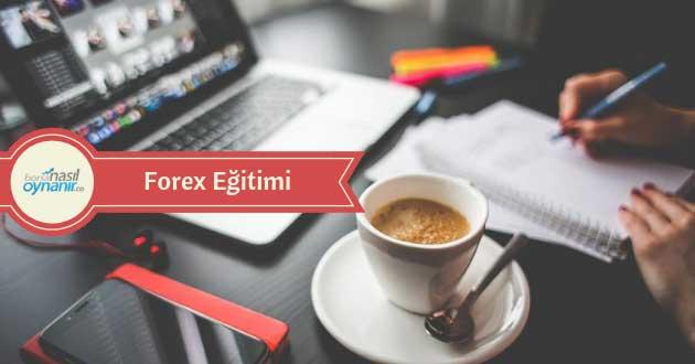 Forex Eğitimi: Forex Öğrenmek İstiyorum