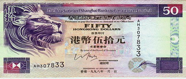 Hong Kong Doları Sembolü ve Uluslararası Kodu