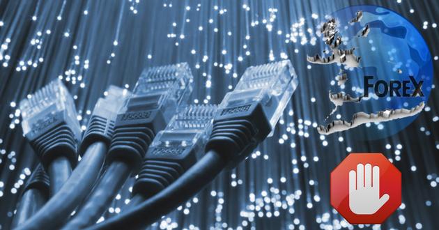 Yurtdışı Forex Firmaları İnternet Erişim Engeli