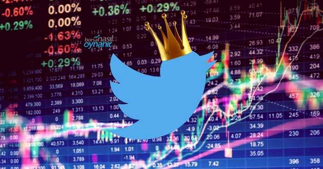 Twitter'da Mutlaka Takip Edilmesi Gereken Borsa Hesapları