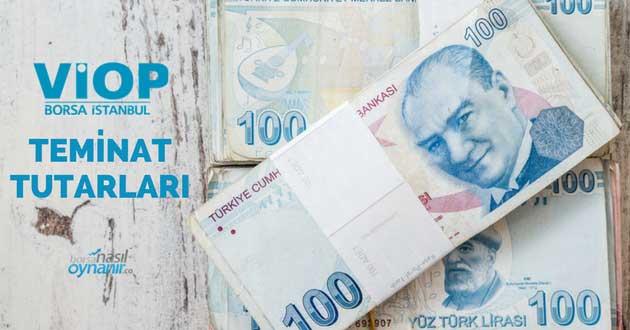 VİOP Teminat Tutarları: Yatırıma Kaç Parayla Başlanır?