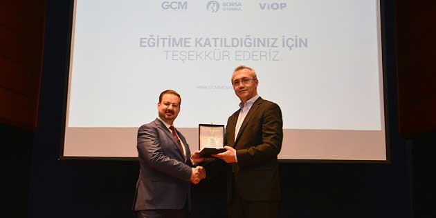 Borsa İstanbul VİOP Müdürü Harun Özay