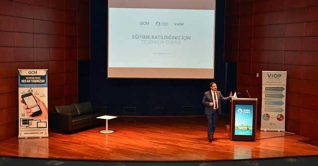 GCM Menkul Değerler AŞ Borsa İstanbul'da VİOP Semineri Düzenledi