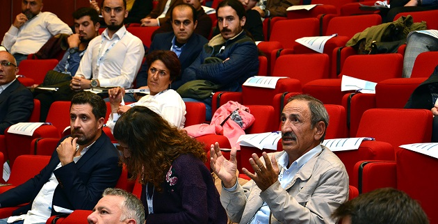 GCM VİOP Semineri Katılımcıları