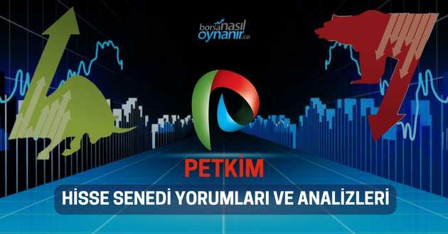 Petkim Petrokimya Holding (PETKM) Hisse Senedi Yorumları, Günlük Tahminler ve Analizler