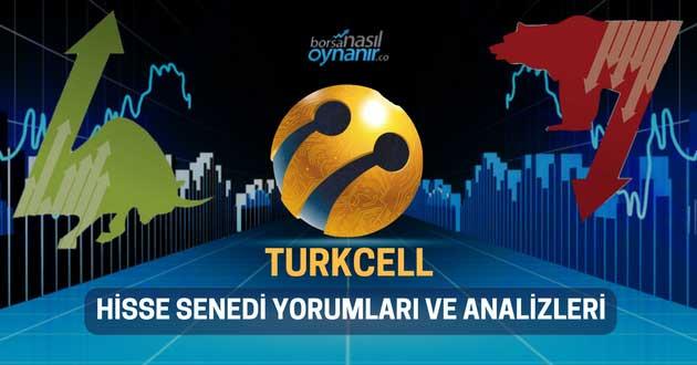 Turkcell (TCELL) Hisse Senedi Yorumları, Günlük Tahminler ve Analizler