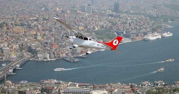 Türk Hava Yolları Gayrimenkul Şirketi Kurdu