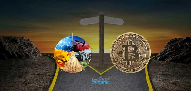 Bitcoin Bir Emtia mı?