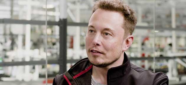 Elon Musk Tesla CEO ve Yönetim Kurulu Başkanı